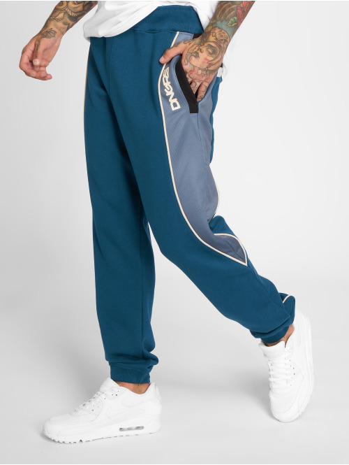 Dangerous DNGRS Jogginghose Thron blau