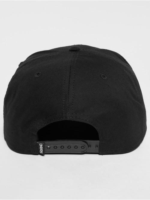 Dangerous DNGRS Snapback Cap TwoFace schwarz