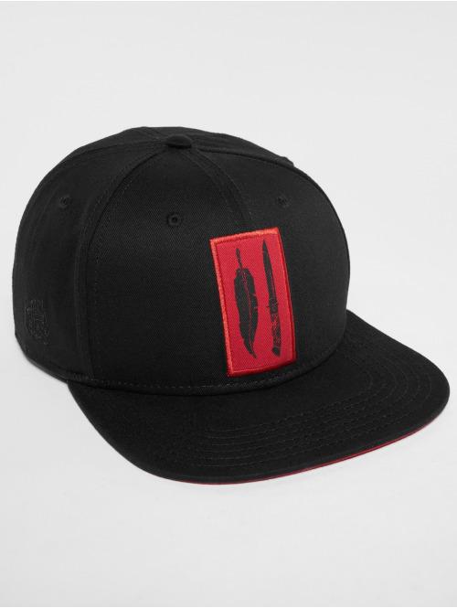 Dangerous DNGRS Snapback Cap TwoKnives schwarz