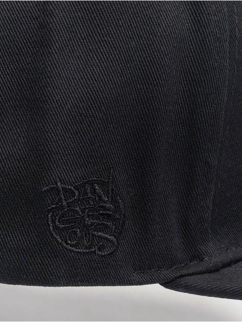 Dangerous DNGRS Snapback Cap Base schwarz