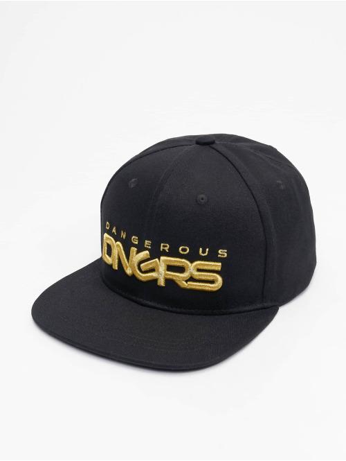 Dangerous DNGRS snapback cap  Classic Snapback Cap Bla...