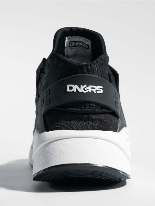 Dangerous DNGRS Sneaker Flash schwarz