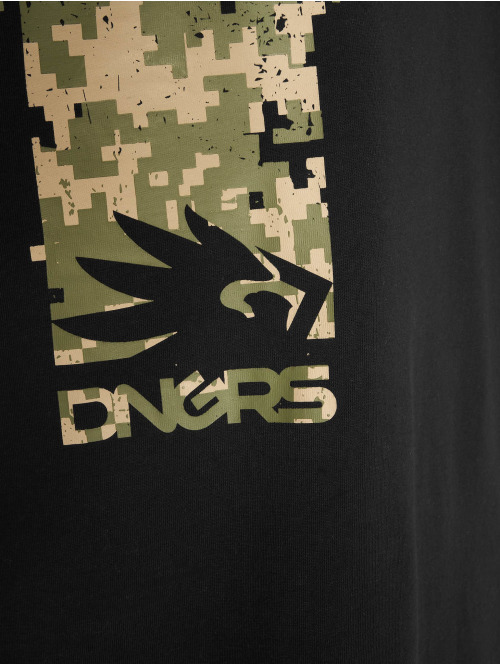 Dangerous DNGRS T-Shirt Pix schwarz