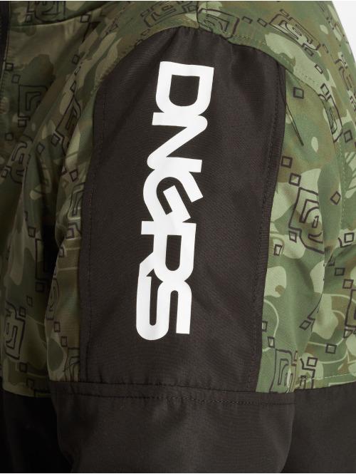Dangerous DNGRS Übergangsjacke Alpha camouflage