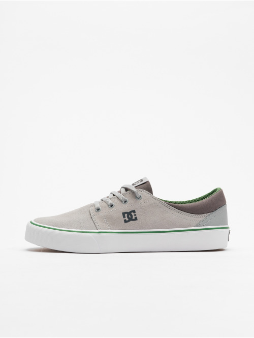 DC Baskets  Trase SD Sneakers Grey/G...