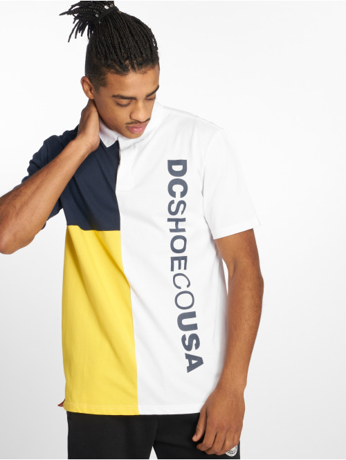 DC Poloshirt  Mawson Polo Shirt Snow W...