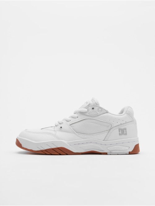 DC Sneakers  Maswell Sneakers White/G...