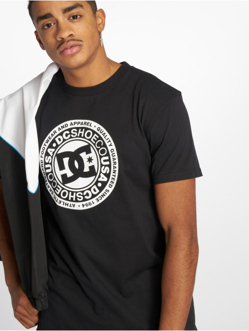 DC T-Shirt  Circle Star 2 T-Shirt Bl...
