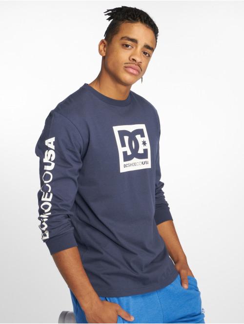 DC T-Shirt manches longues  Square Star 2 Longsleeve...