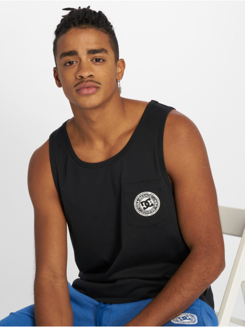 DC Tank Tops  Pocket Tank Top Black...