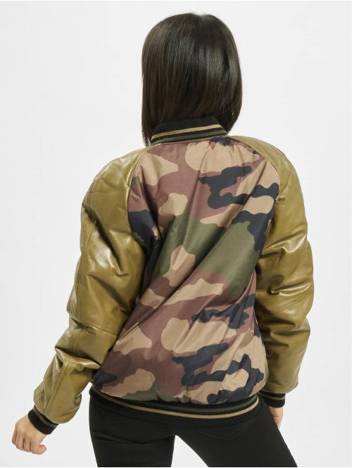 De Ferro College Jacke Strong Army Bsj camouflage