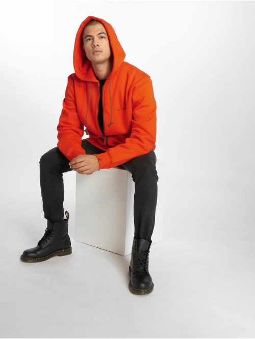 De Ferro Hoody Fantasy orange