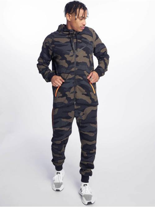 DEF Joggingsæt Sweat camouflage