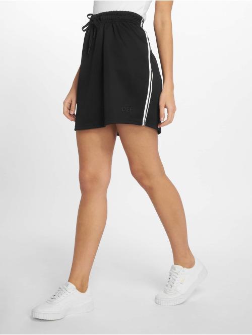 DEF Jupe  Shine Skirt Black...