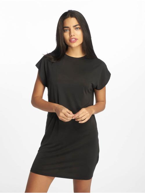 DEF Kleid  Basic Dress Black...