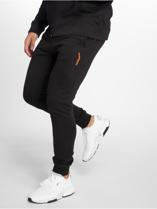 DEF Sweat Pant  DEBretro Sweat Pants Bla...