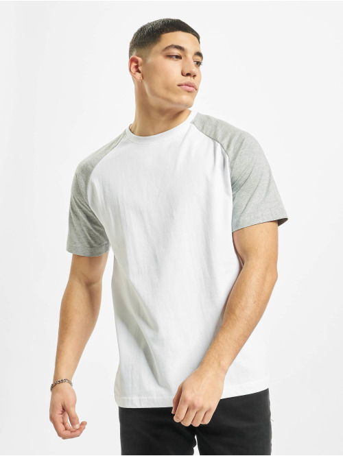 DEF T-Shirt  Roy T-Shirt White/Grey M...