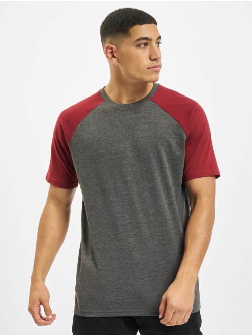 DEF T-Shirt  Roy T-Shirt Anthracite/B...