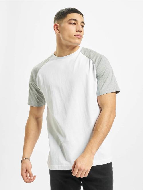 DEF T-Shirt  Roy T-Shirt White/Grey M...
