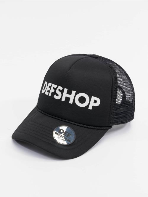 DEF Trucker Cap  Trucker Fit Cap Black...