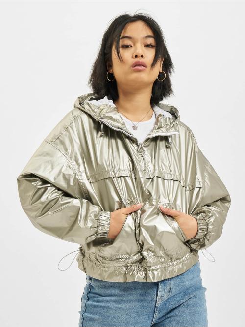 DEF Veste mi-saison légère  Glossy Jacket Light Gold...