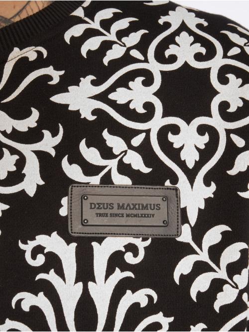 Deus Maximus Pullover LOUISBLANCHE schwarz