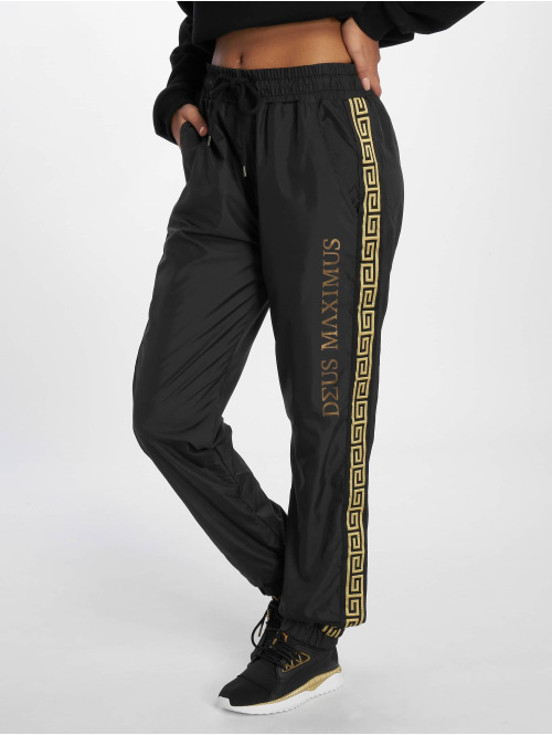 Deus Maximus Sweat Pant  Nechbet Sweatpants Black...