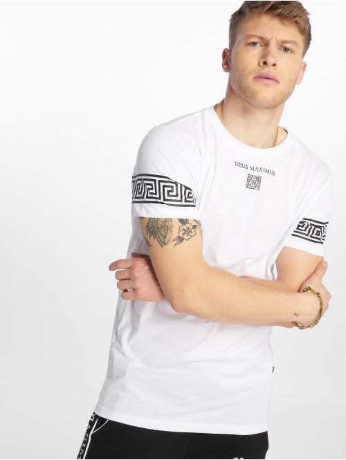 Deus Maximus T-Shirt Dedwen weiß