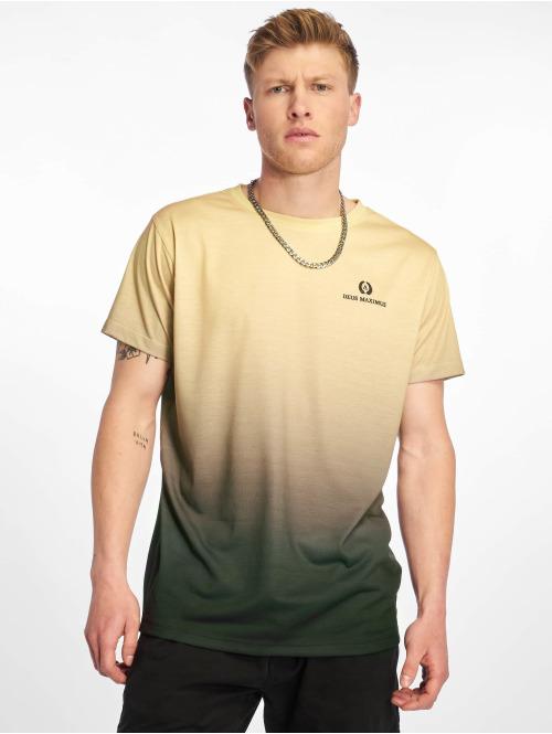 Deus Maximus T-skjorter  Kritas T-Shirt Black / Y...