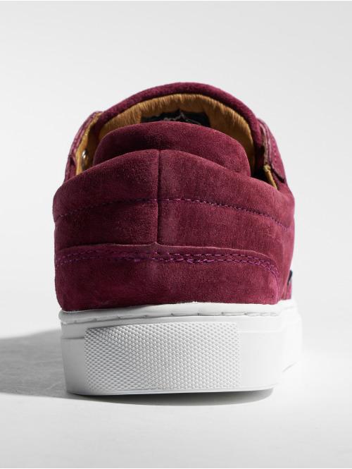 Djinns Sneaker Awaike rot