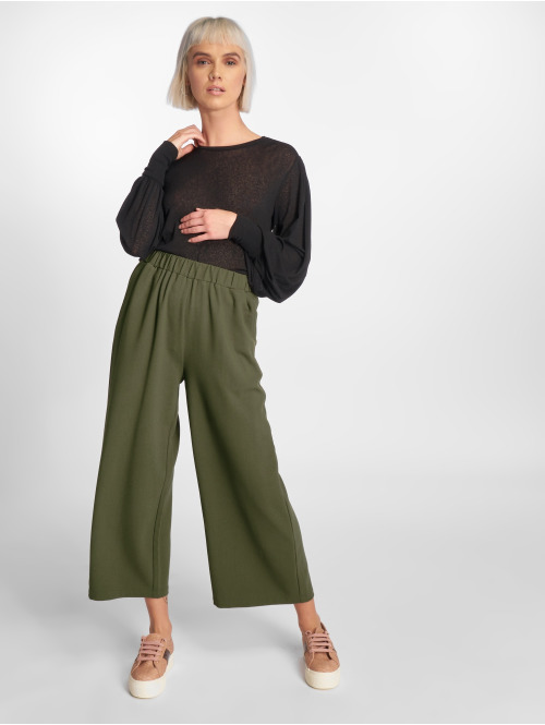 Dr. Denim Chino Abel Trousers olive