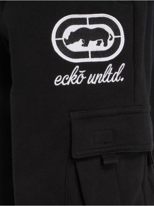 Ecko Unltd. Jogginghose Oliver Way schwarz