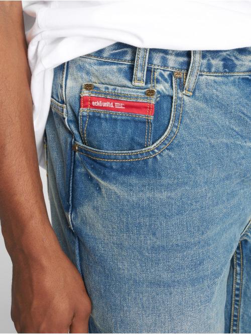 Ecko Unltd. Loose Fit Jeans High Line blau