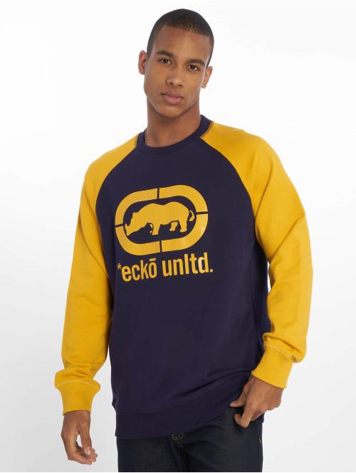 Ecko Unltd. Pullover East Buddy blau