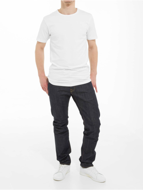 Edwin Straight Fit Jeans Ed-55 blau