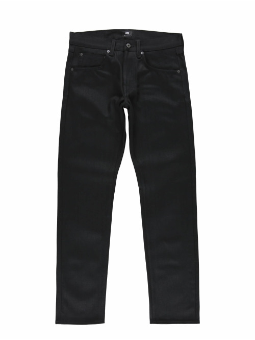 Edwin Straight Fit Jeans Ed-55 Regular schwarz
