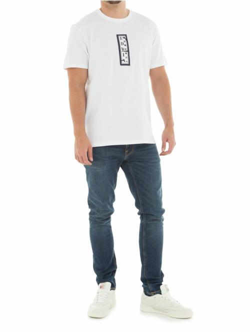 Edwin T-Shirt Signboard weiß