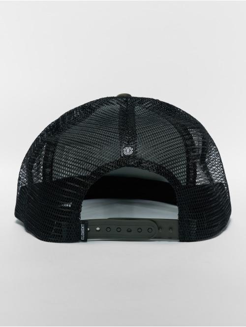 Element Snapback Cap Camp olive