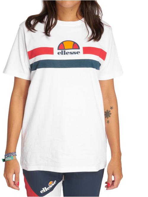 Ellesse T-Shirt Lattea weiß