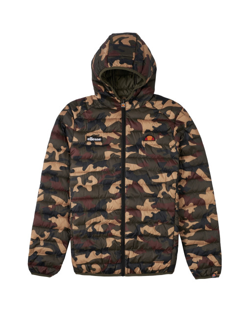 Ellesse Zomerjas Lombardy camouflage