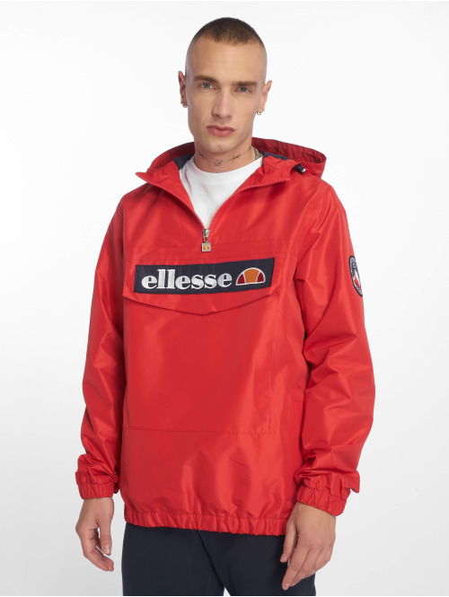 Ellesse Zomerjas Mont 2 Oh rood