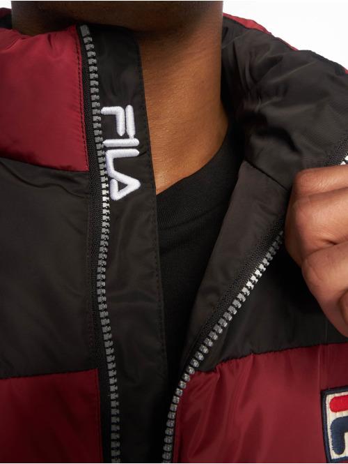 FILA Puffer Jacket Neo Colour Blocked schwarz