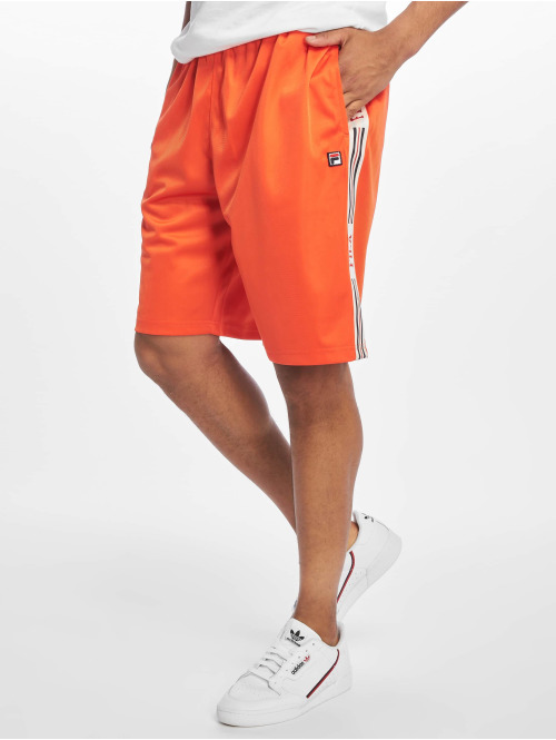 FILA Shorts Urban Line Josh Long orange
