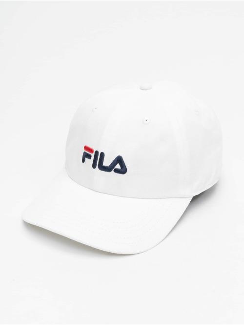 FILA Snapback Cap Urban Line Basic Linear weiß