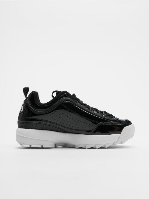 FILA Sneaker Disruptor Low schwarz