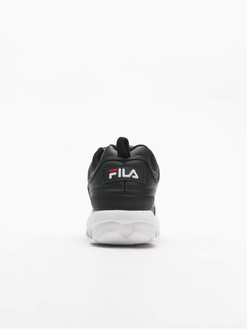 FILA Sneaker Heritage Disruptor schwarz