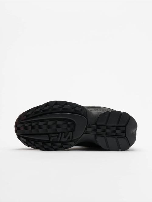 FILA Sneaker Heritage Disruptor Low schwarz