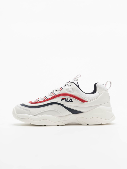 FILA Sneaker Ray Low weiß