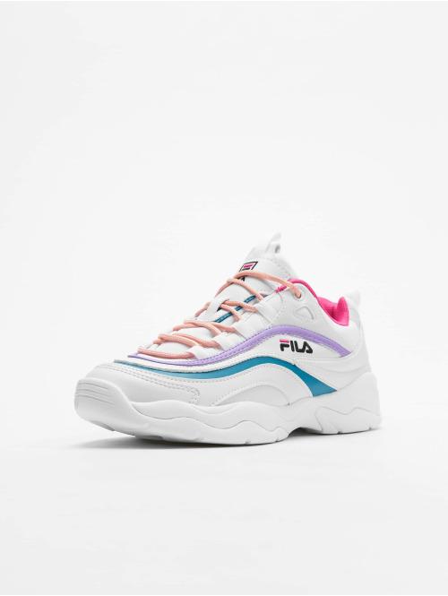FILA Sneaker Ray Low weiß
