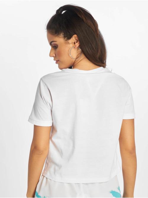 FILA T-Shirt Urban Line Gauri Cropped weiß